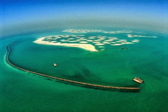 Islands wanderlust the world islands is an artificial archipelago consisting of about 300 small islands constructed in the rough shape of a world map located 40 kilometers gumiabroncs Image collections